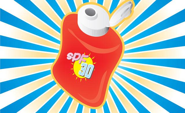 sun-block
