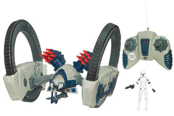 Star Wars Radio Control Hailfire Droid