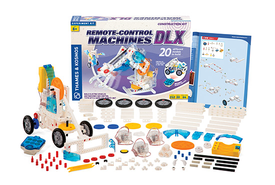 Remote-Control Machines DLX Engineering Kit