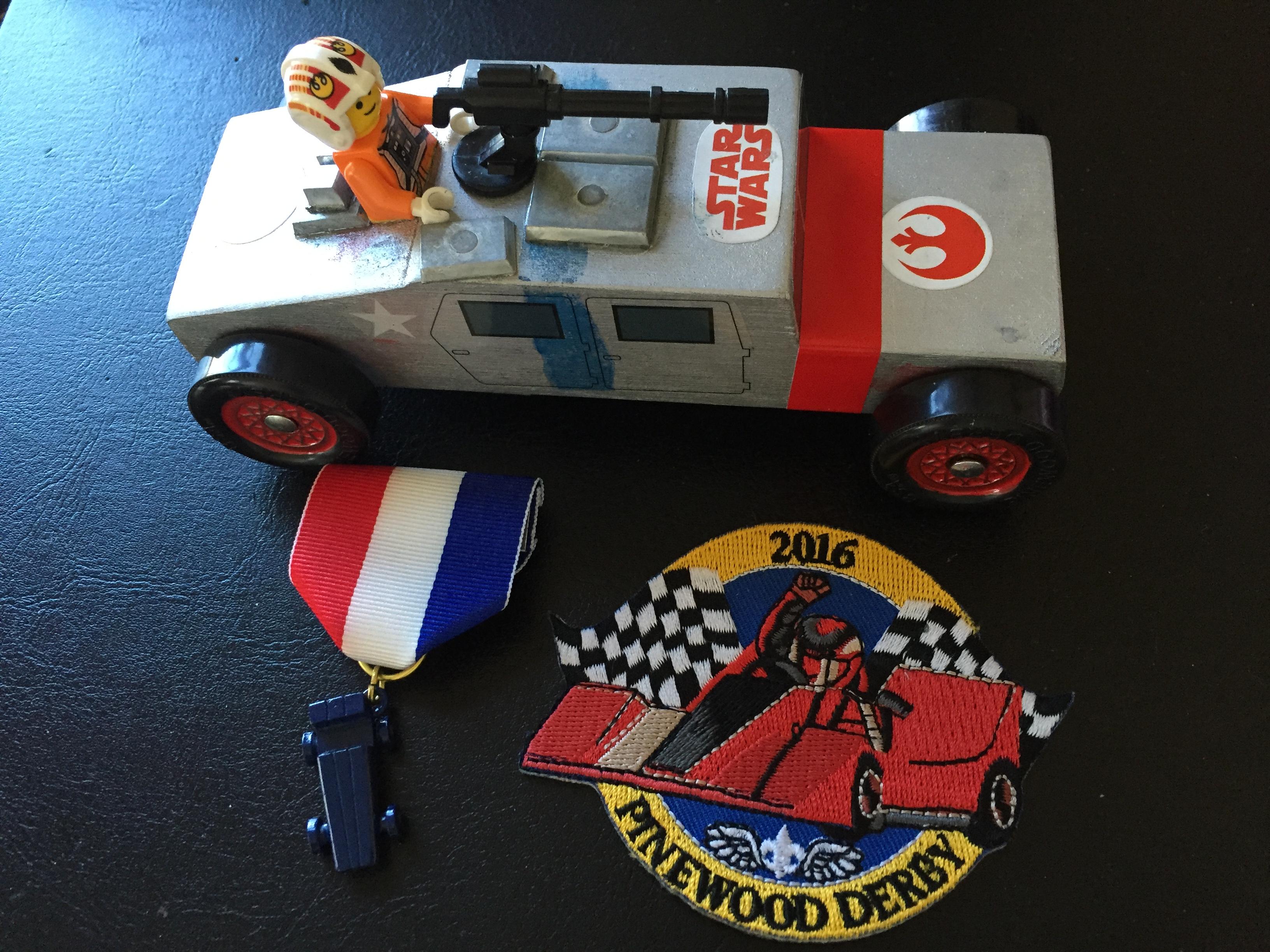 Star Wars Rebel Racer