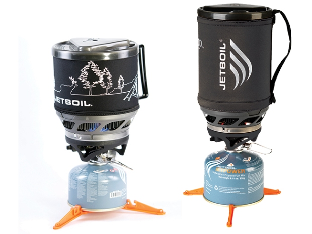 Jetboil MiniMo and Sumo