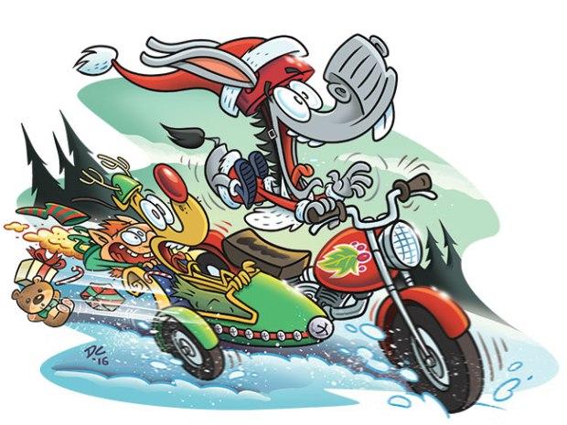 funny christmas comic