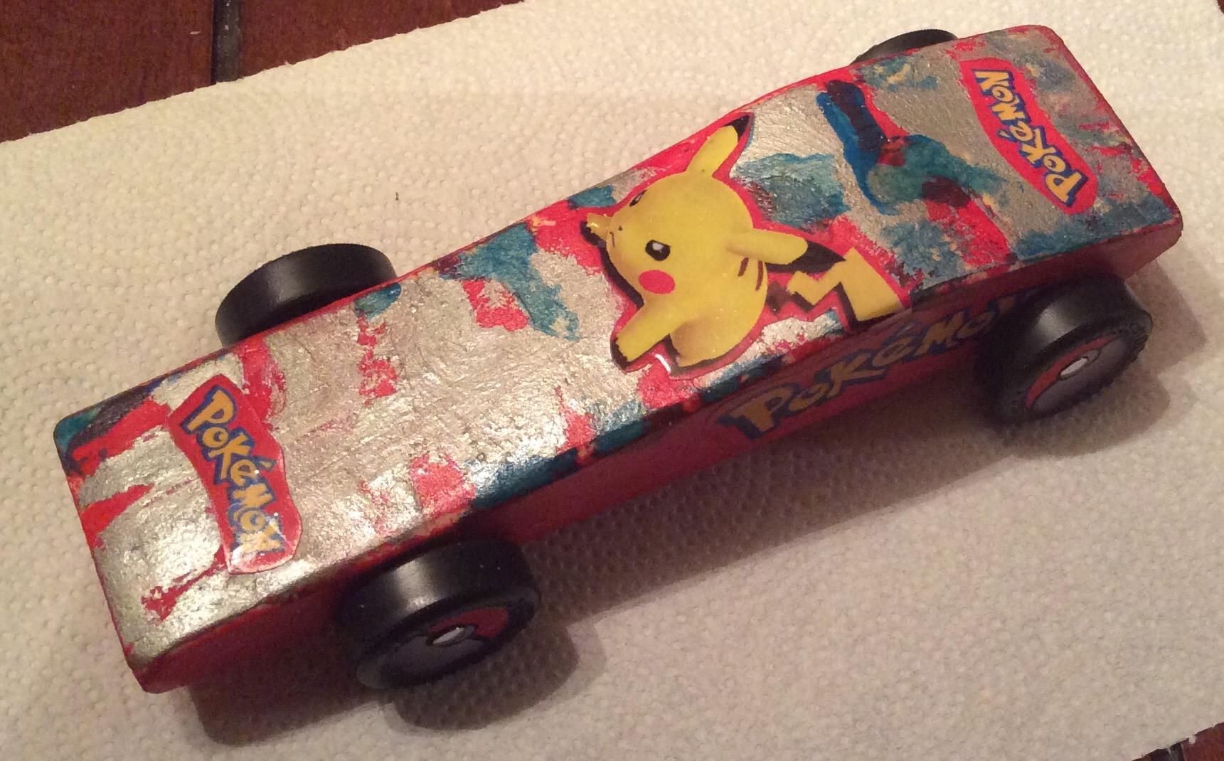 Pikachu Racer