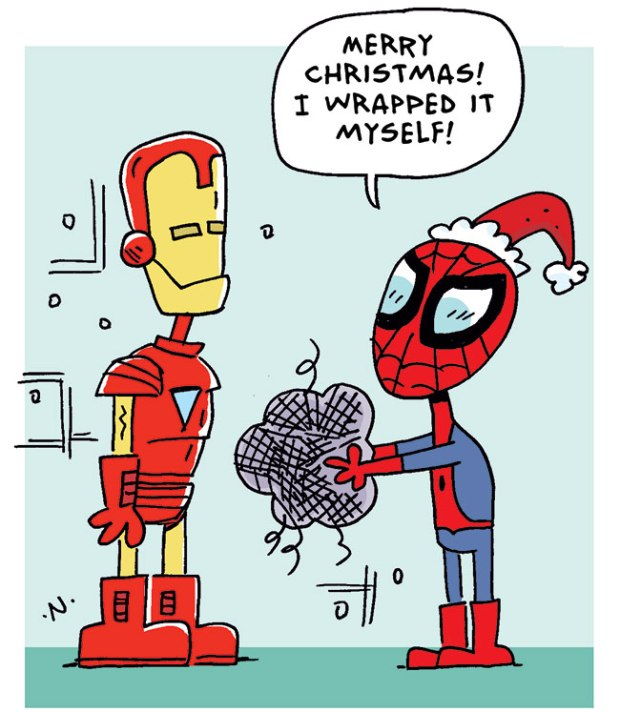 christmas time jokes