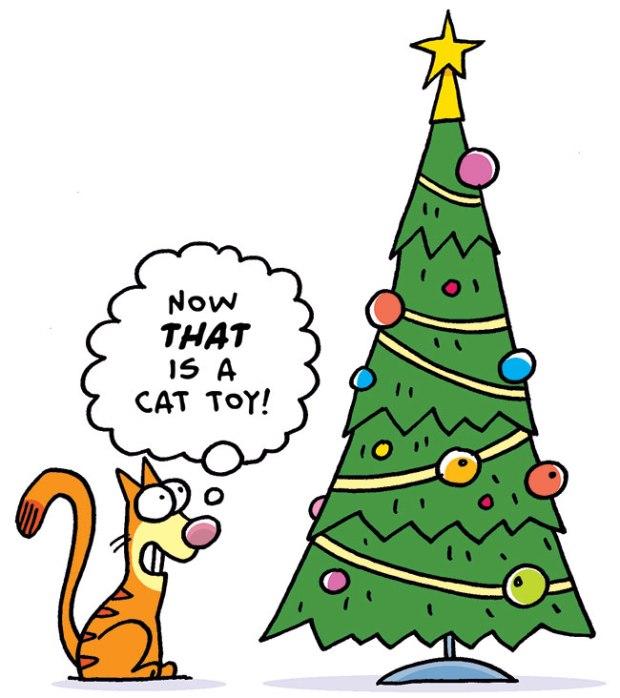 christmas jokes and comics