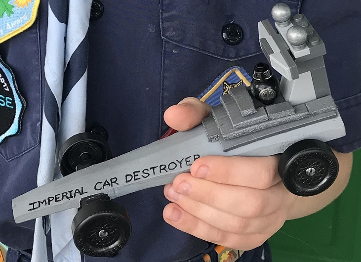 Imperial Car Destroyer
