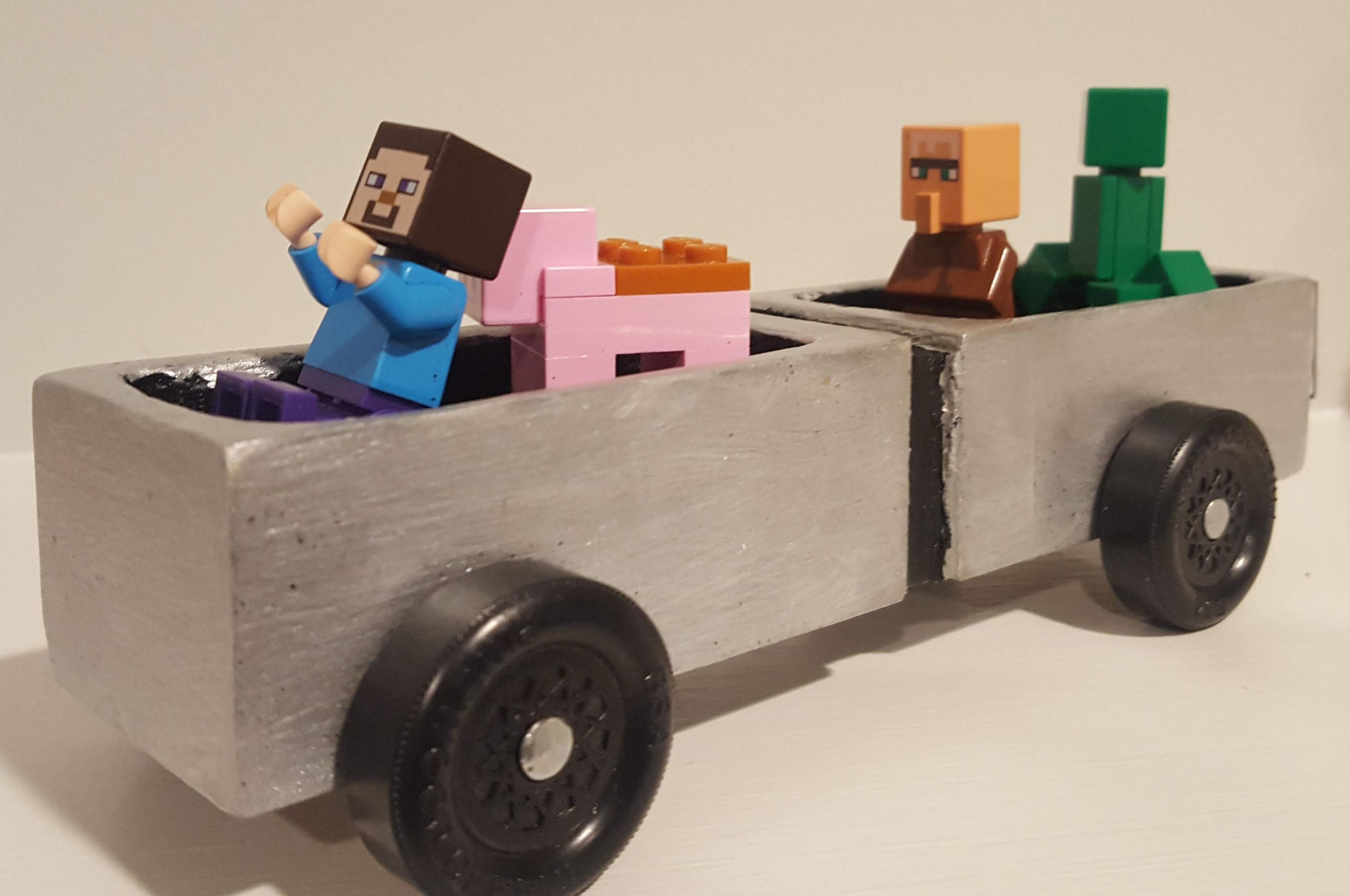 Minecraft Cart