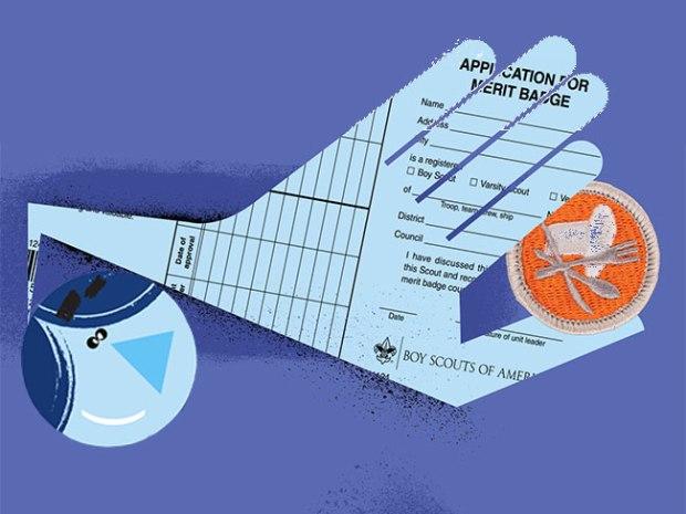 Dapatkan Kartu Biru
