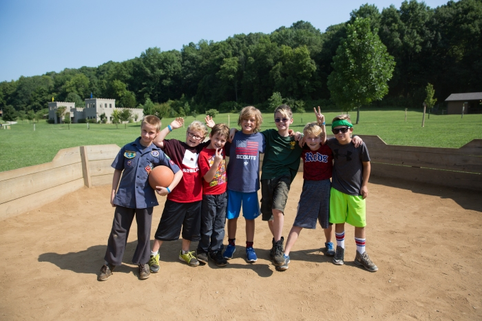 friends-at-camp
