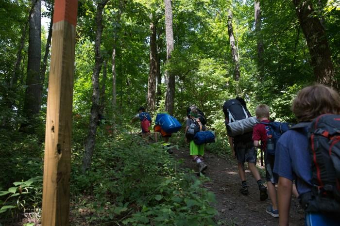 hiking-at-cub-world