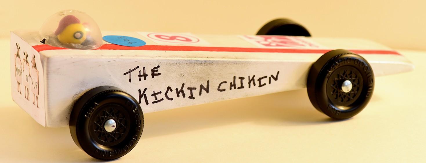 Kickin Chikin
