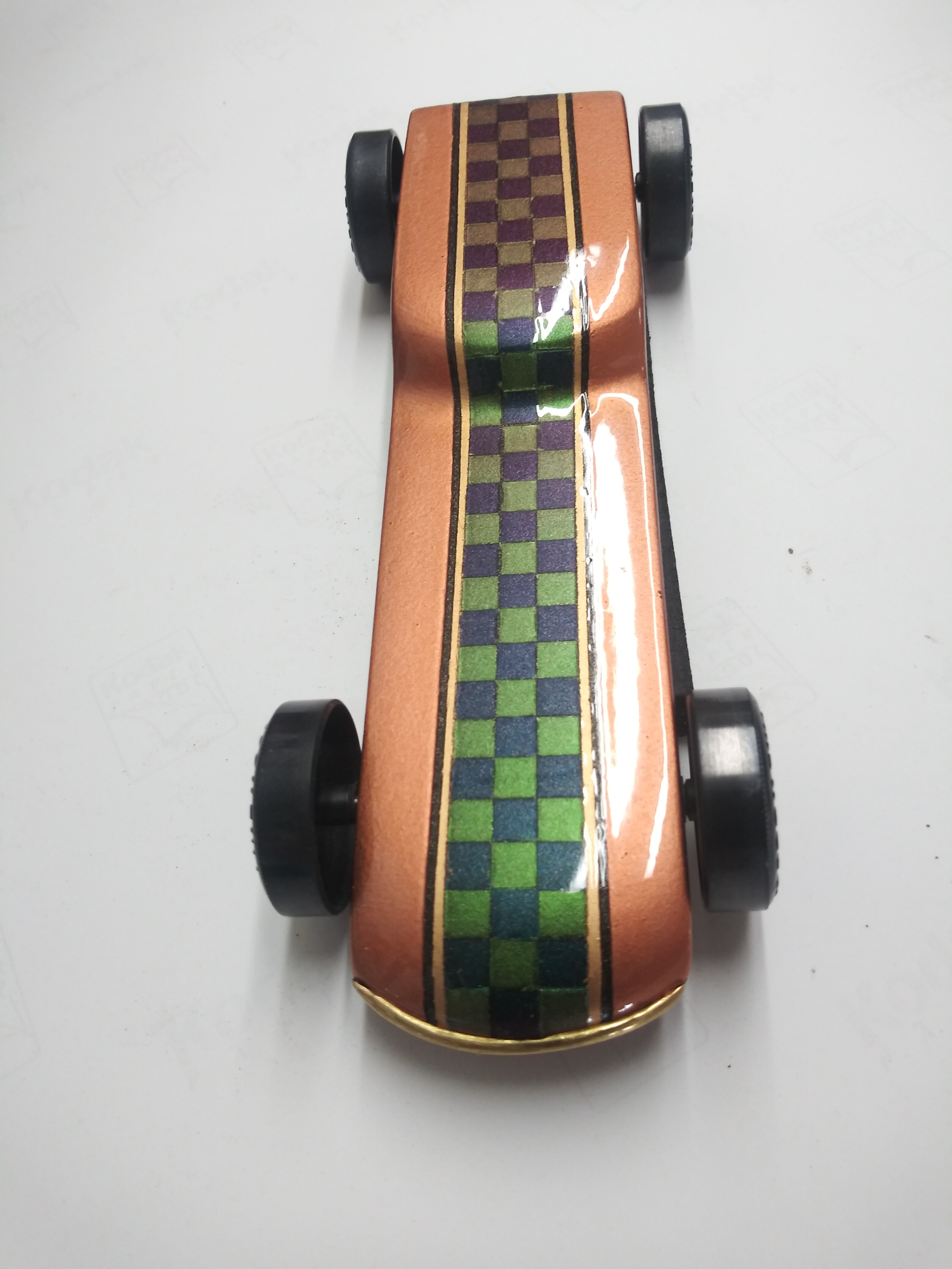 The Checkerboard Sled