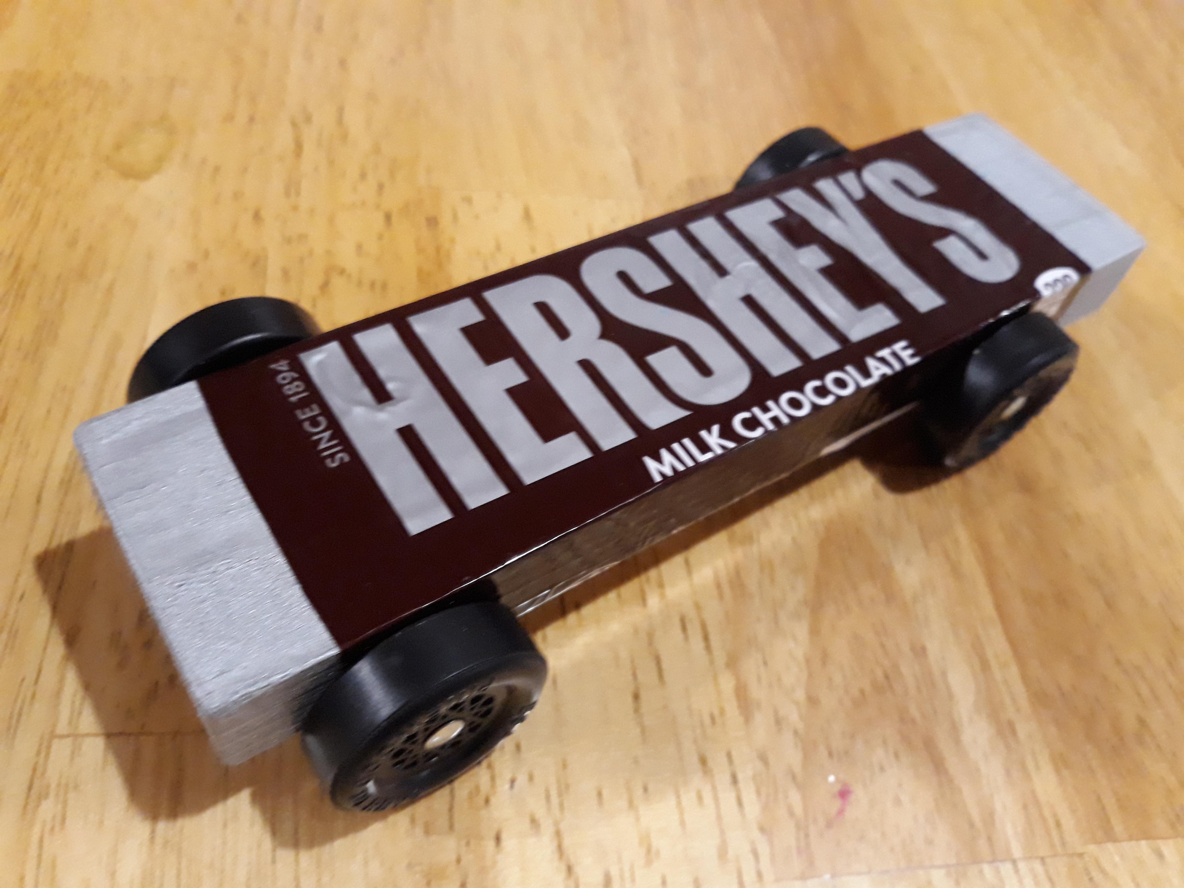 "Zachs' Chocolate ""Car"""
