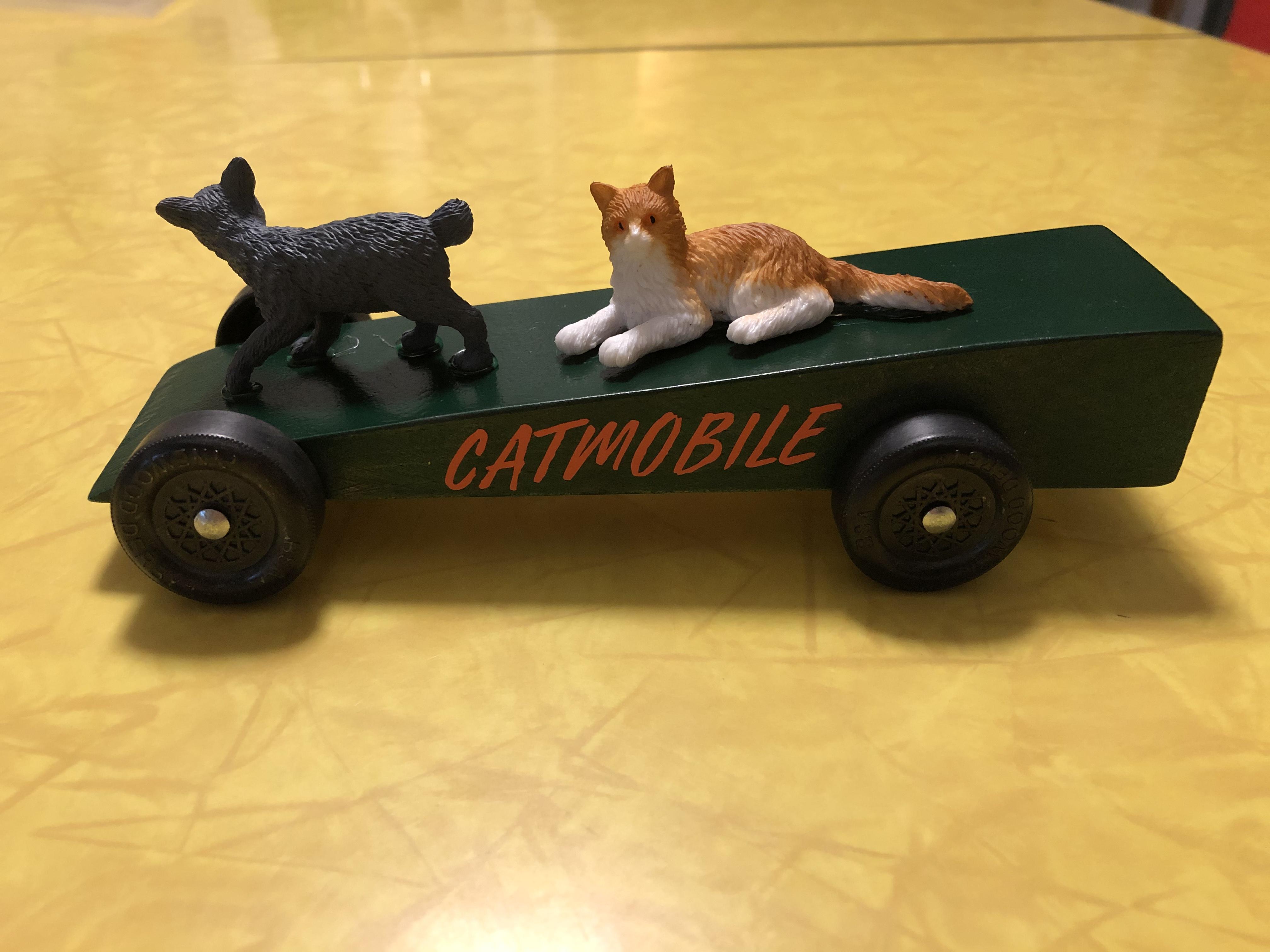 Catmobile