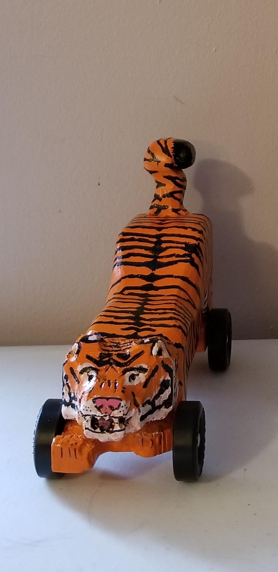 Tiger Car