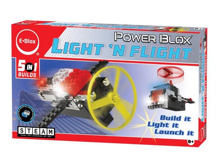 Power Blox Light N Flight