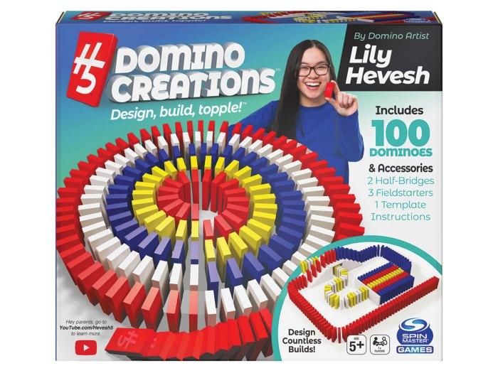H5 Domino Creations