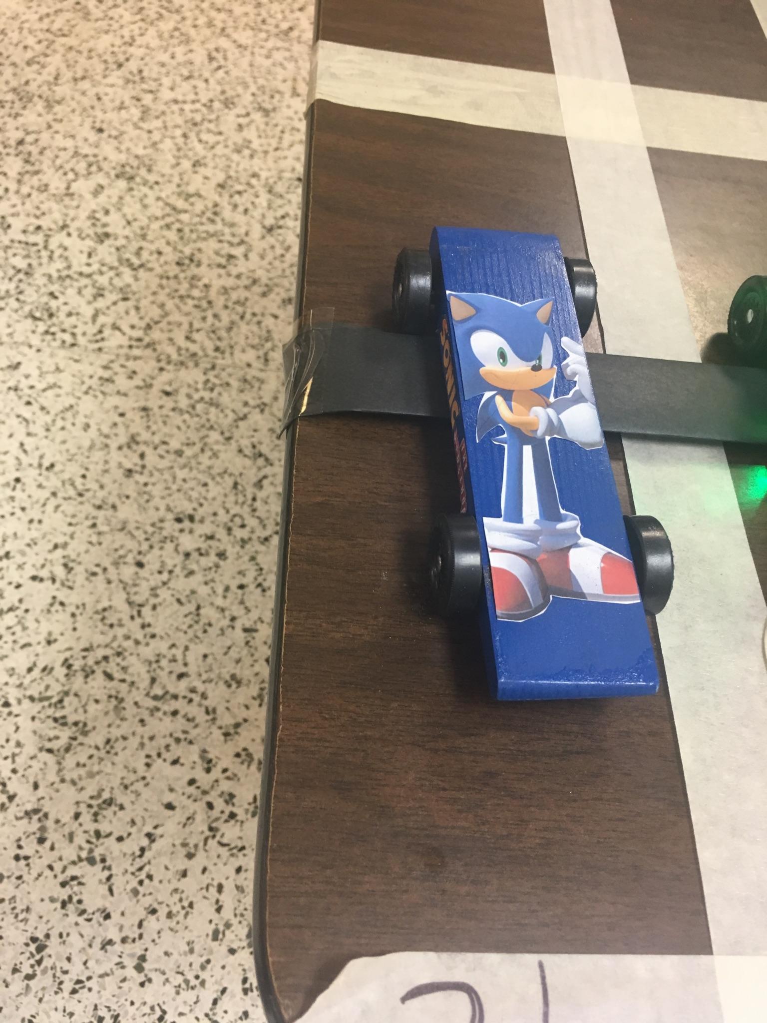 Sonic Soundbreaker