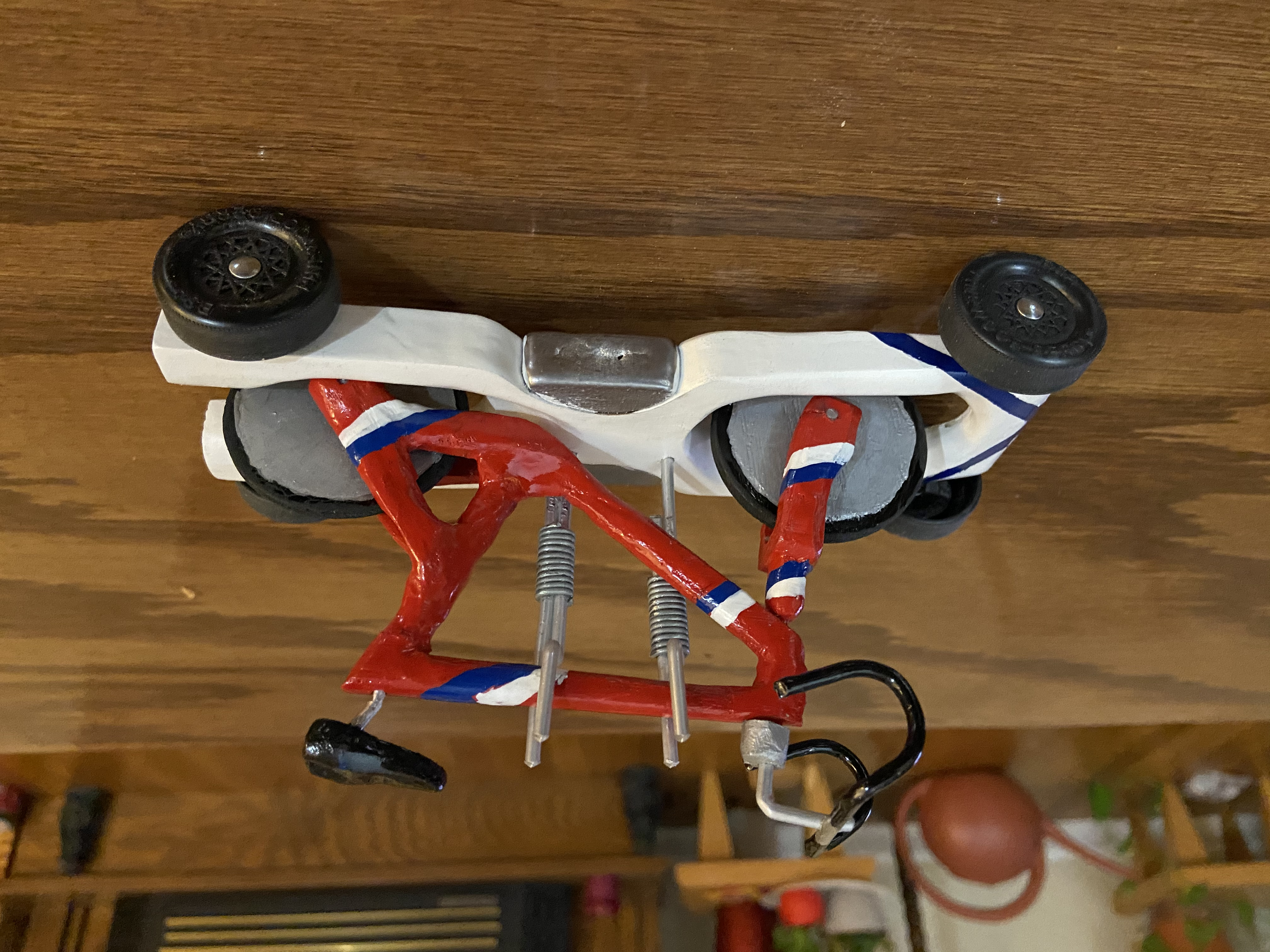 Pinewood Derby Bicycle