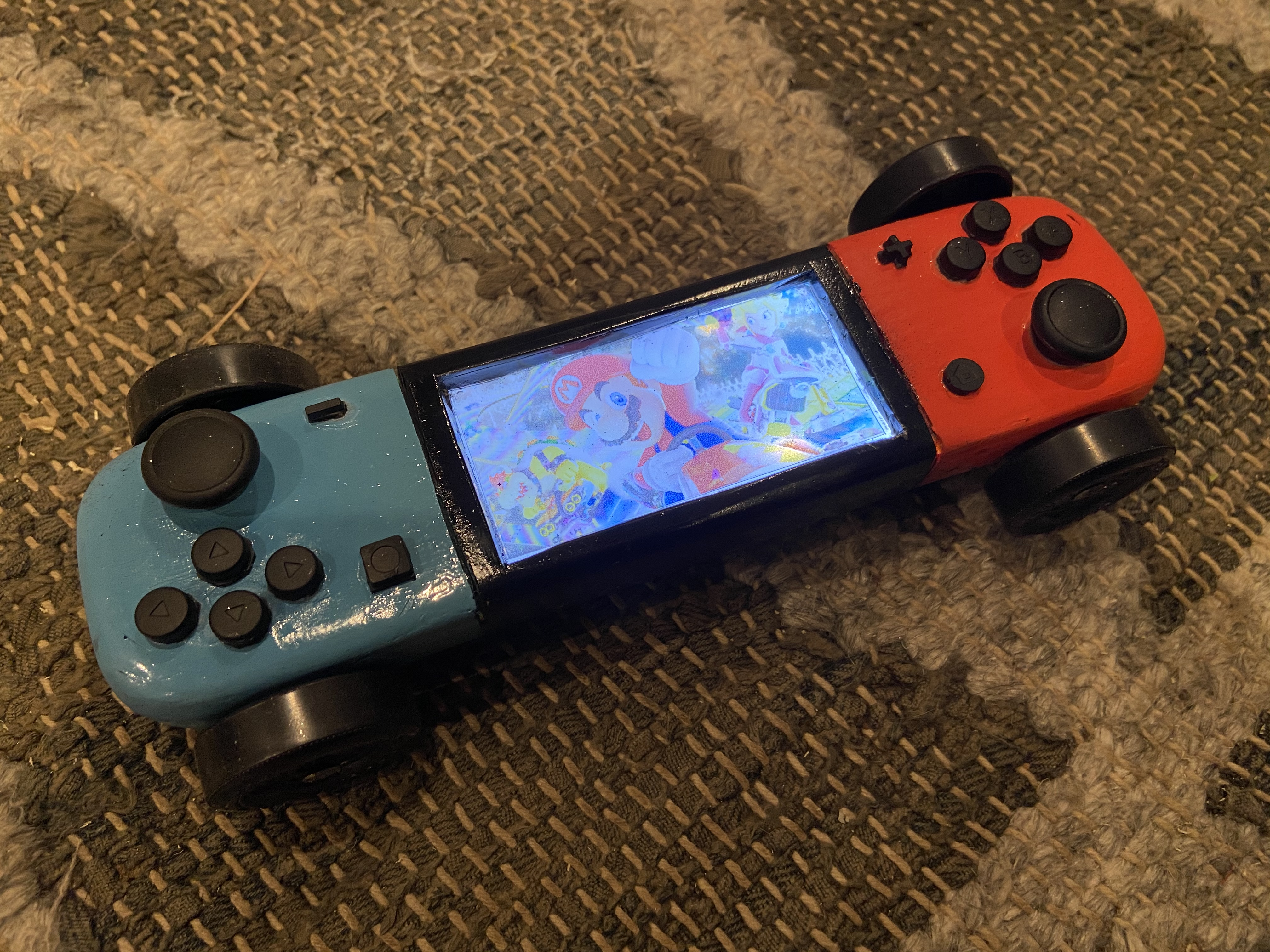 Nintendo Switch Car