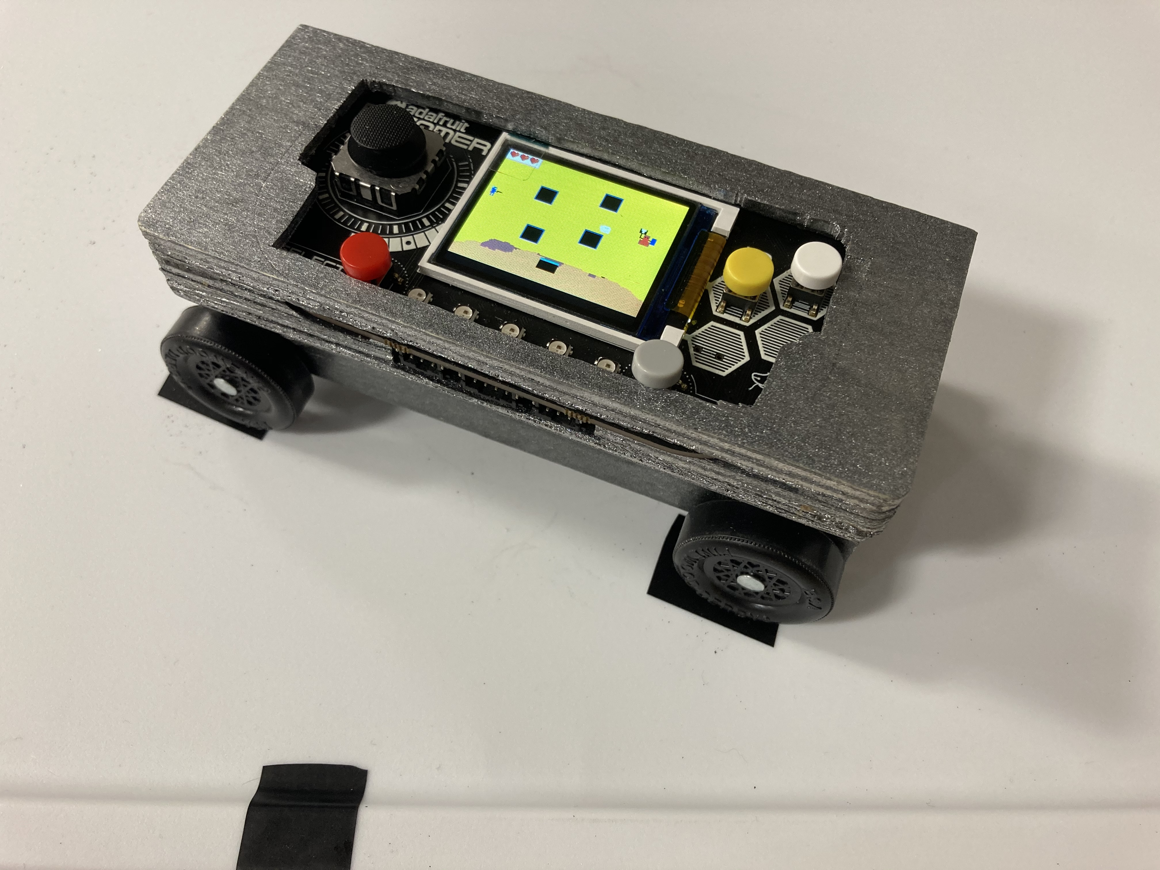Scout Gaming System