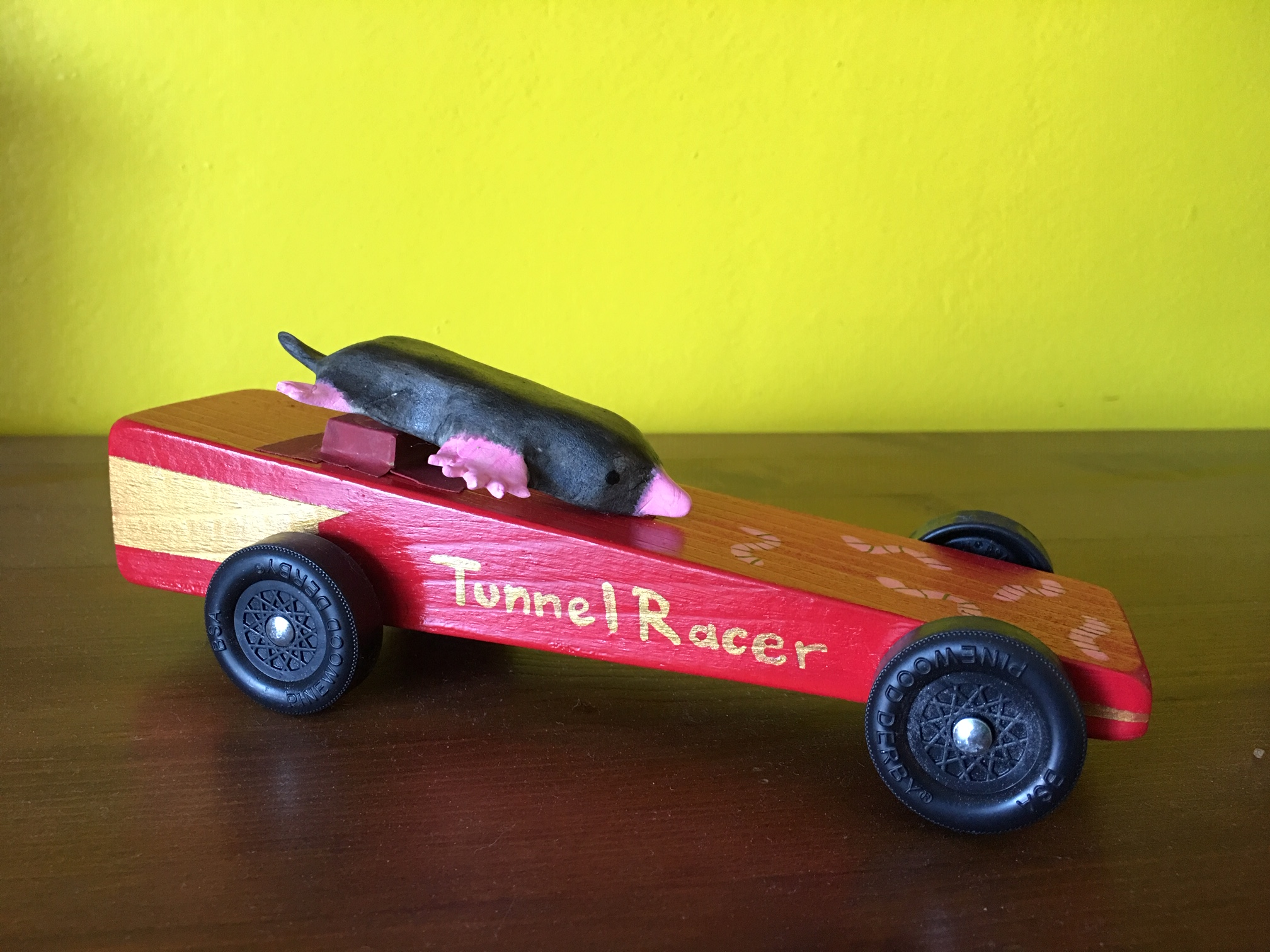 Tunnel Racer