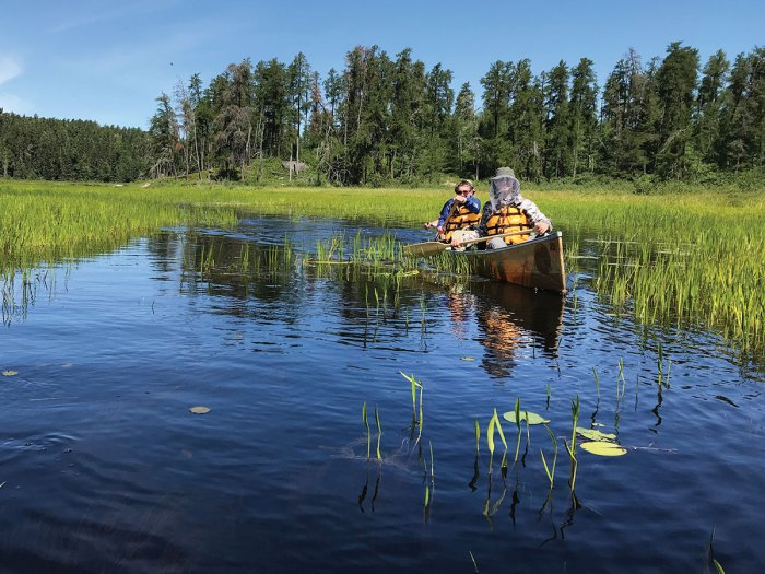 Scouts Navigate the Same Northern Tier Treks That Launched Scouting's Canoeing Tradition
