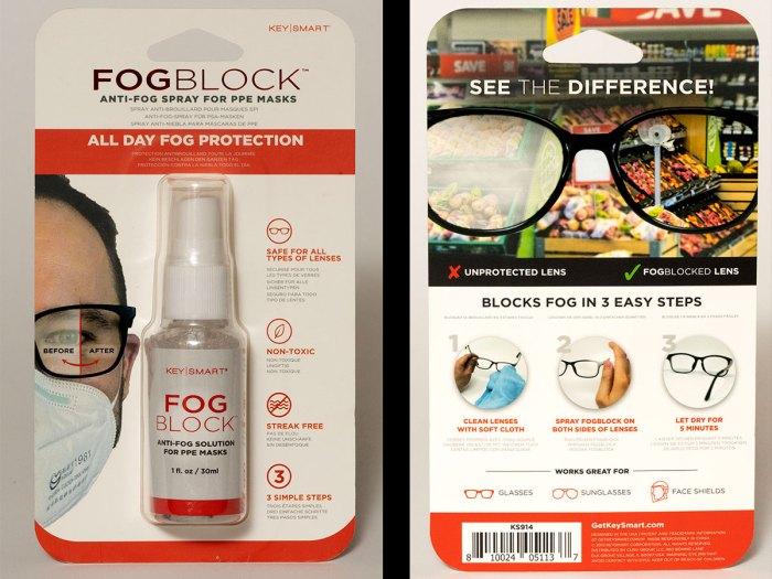 Stuff We Like: FogBlock Spray