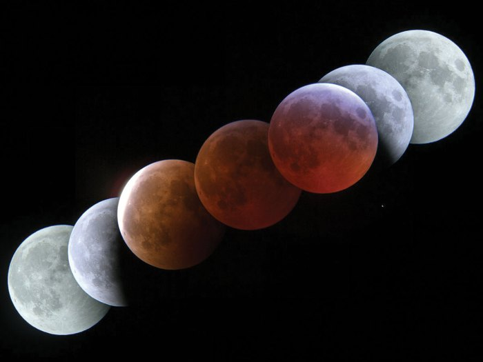 How to Be Prepared For a Total Lunar Eclipse