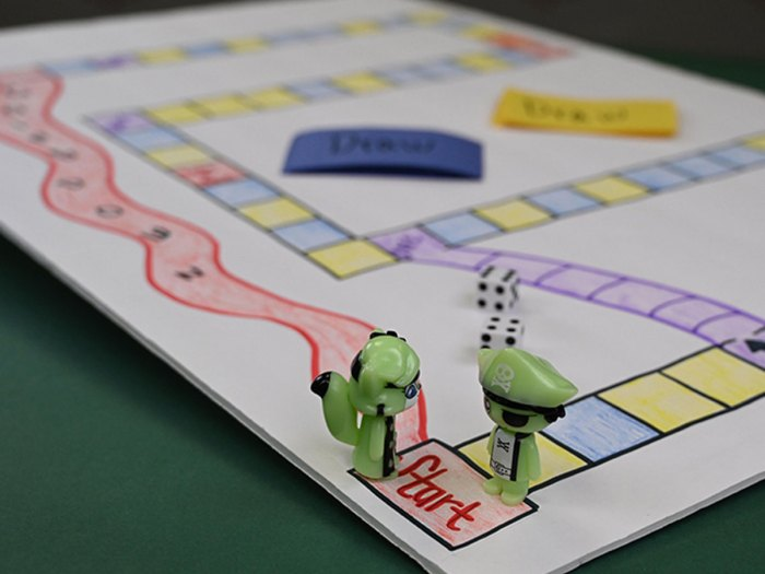 How to Make Your Own Board Game