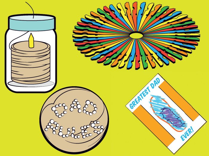 How to Make 4 Cool Gifts for Father's Day