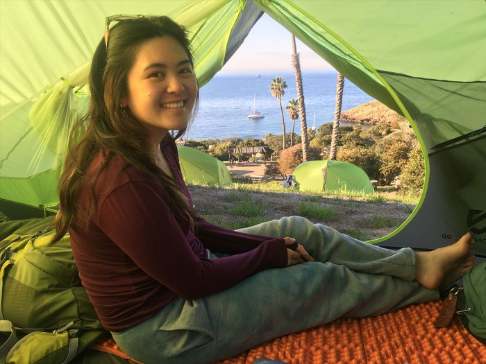 Scouts Hike the Challenging Trails of Santa Catalina Island
