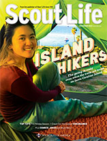 Scout Life cover